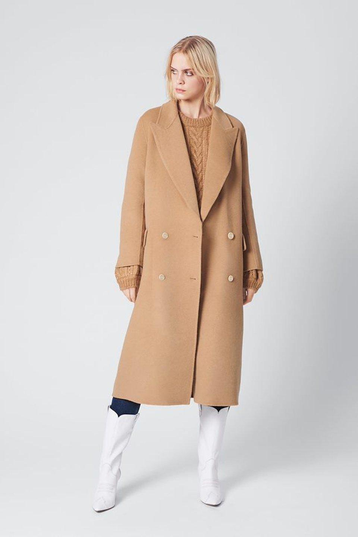 LeaGZ Coat - Camel #3