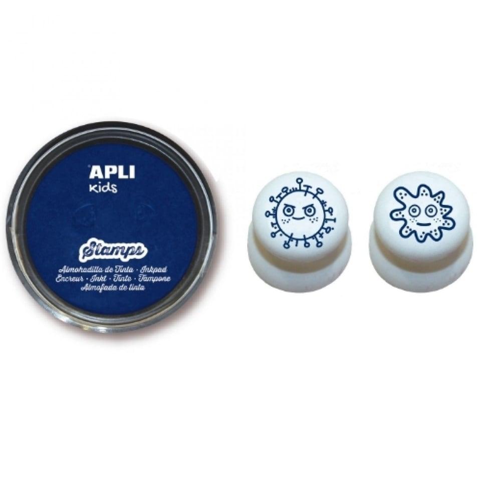 APLI - Stempels Stop Virus