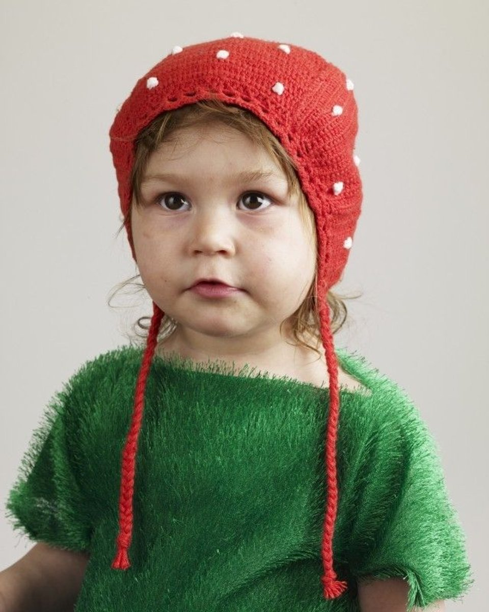 Little Red Ridinghood Hat #2