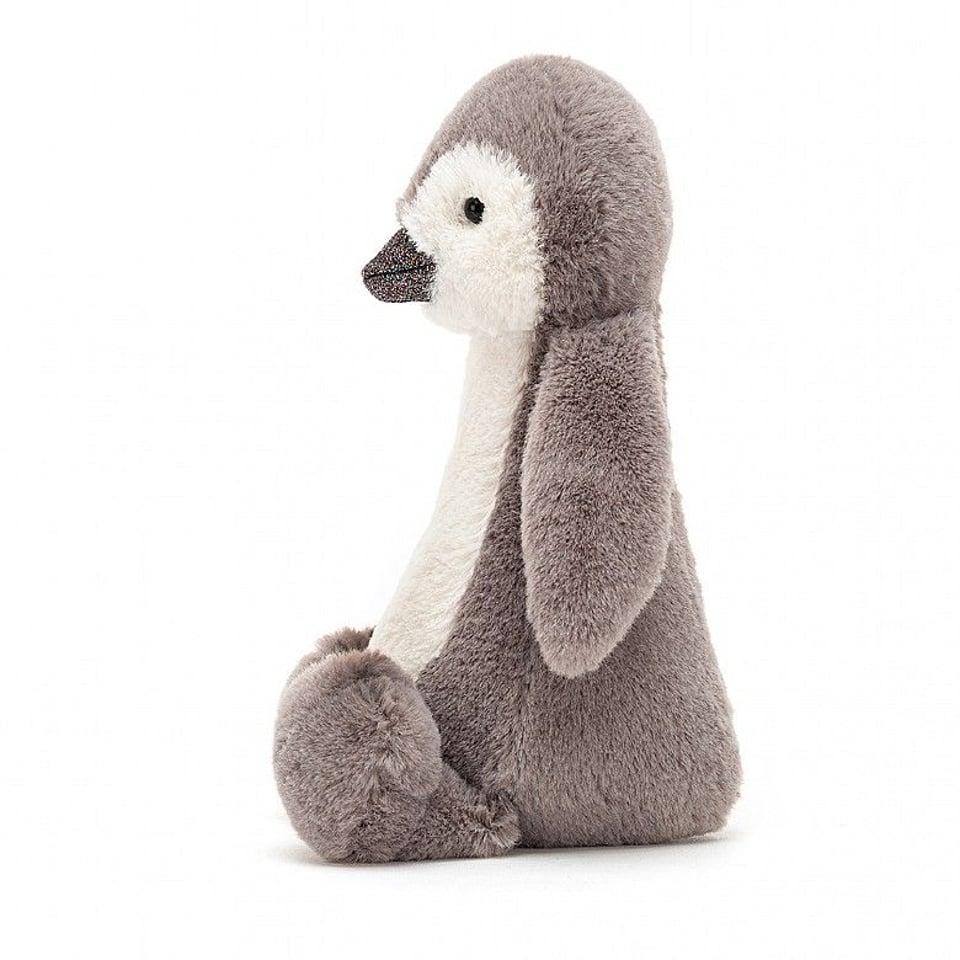 Jellycat Bashful Glitz Penguin #1