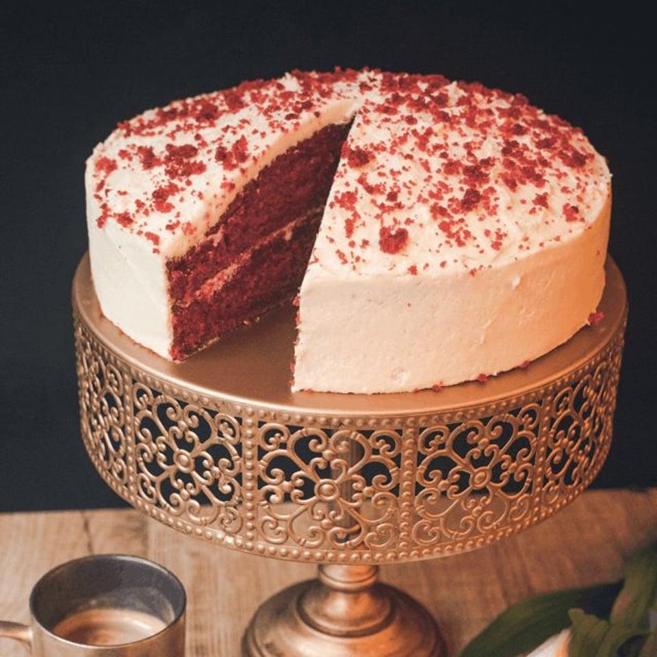 Whole Red Velvet Cake (26cm)