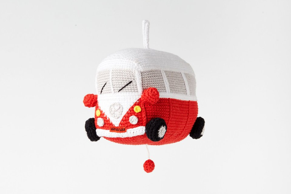 Volkswagen music mobile