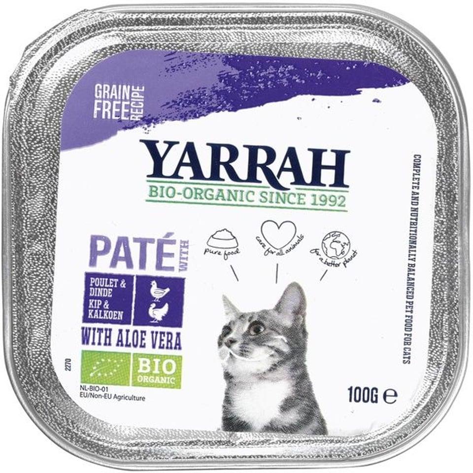 Kat Paté Kip/kalkoen