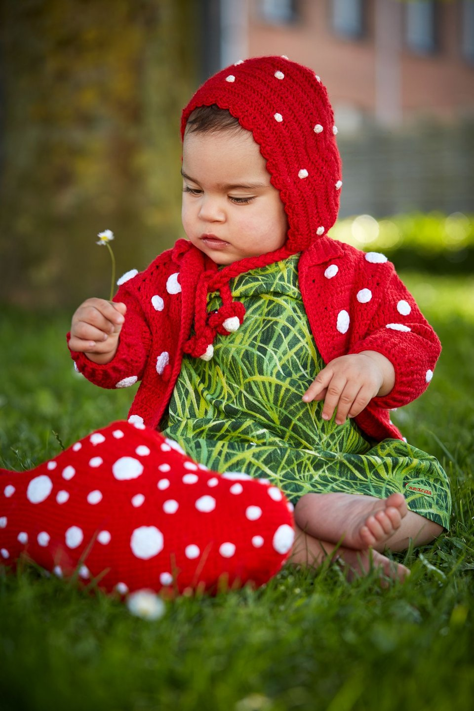 Little Red Ridinghood Hat