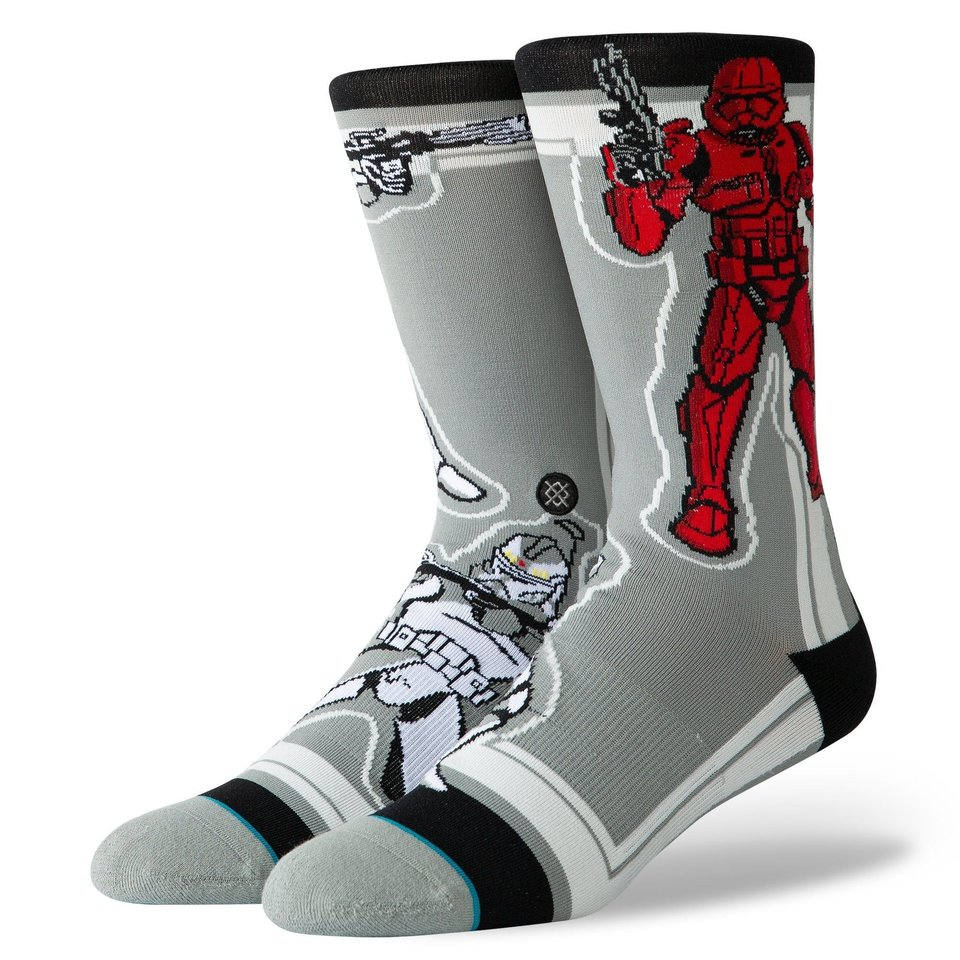 Stance Stance SW Storm Trooper Grey