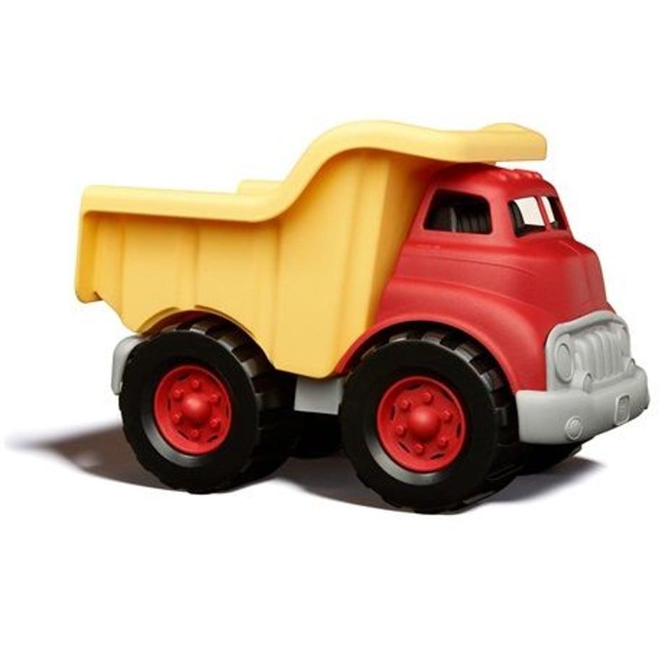 Kiepwagen Rood