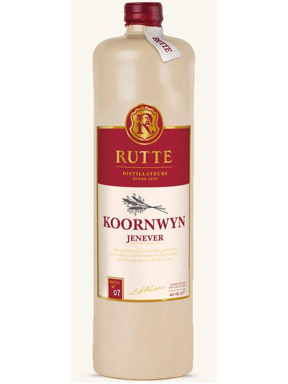 Rutte Koornwyn 1,0 ltr
