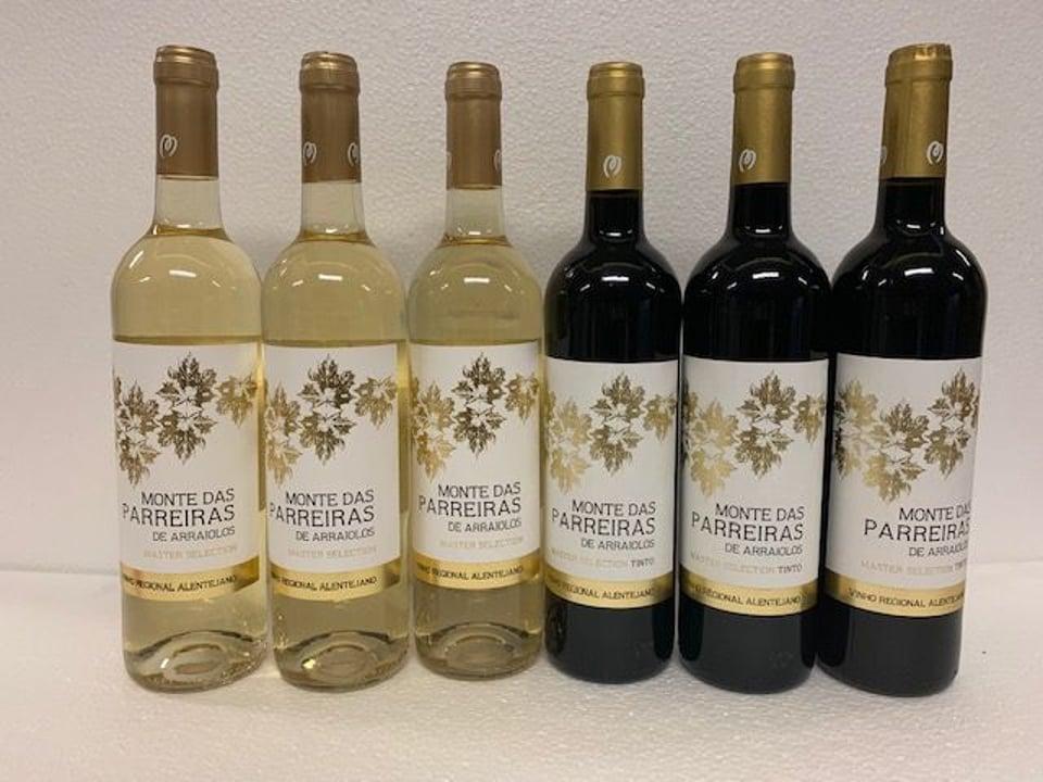 Wijnpakket Master Selection