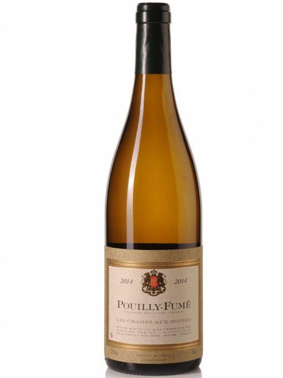 Pouilly-Fumé, Domaine des Champs aus Moines