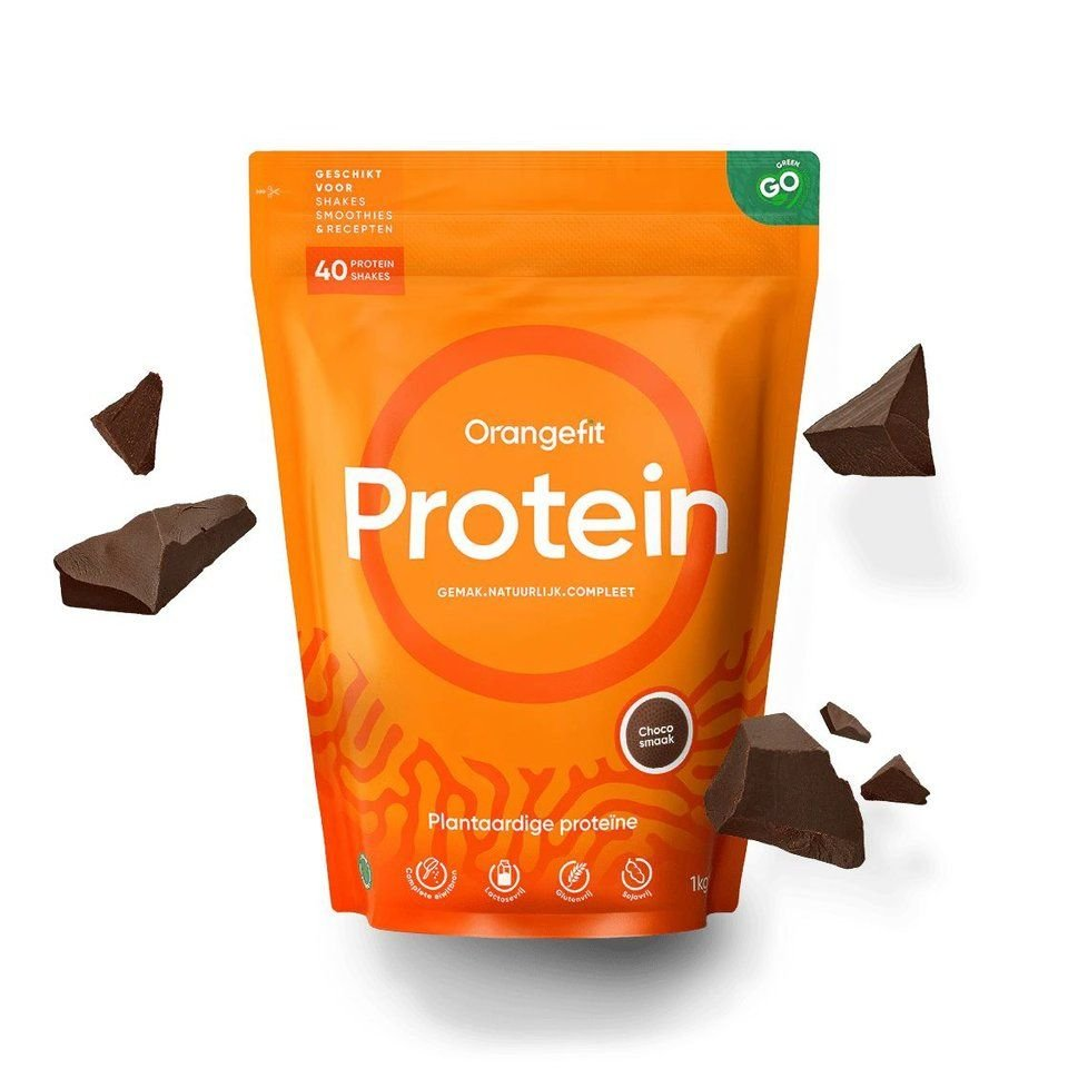 Protein choco