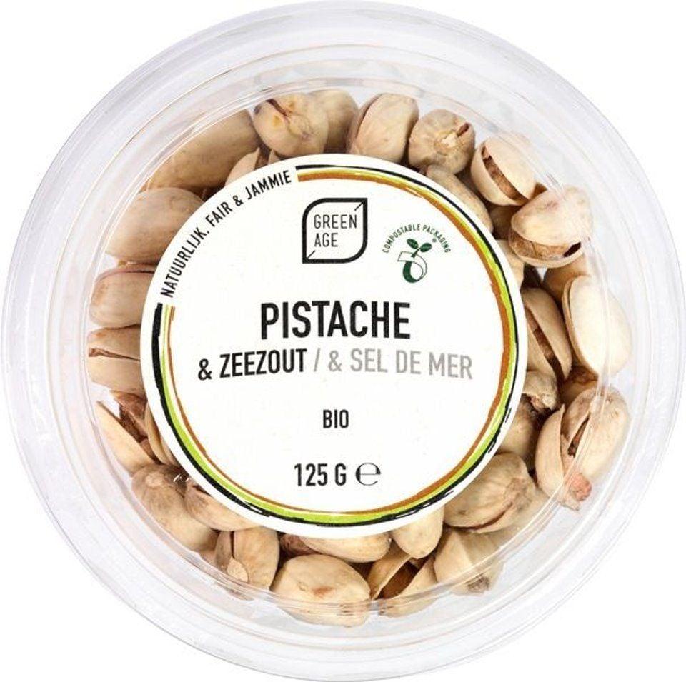 Pistache & zeezout