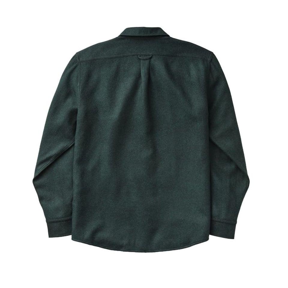 Filson Filson Northwest Wool Shirt Black Green Twill #1