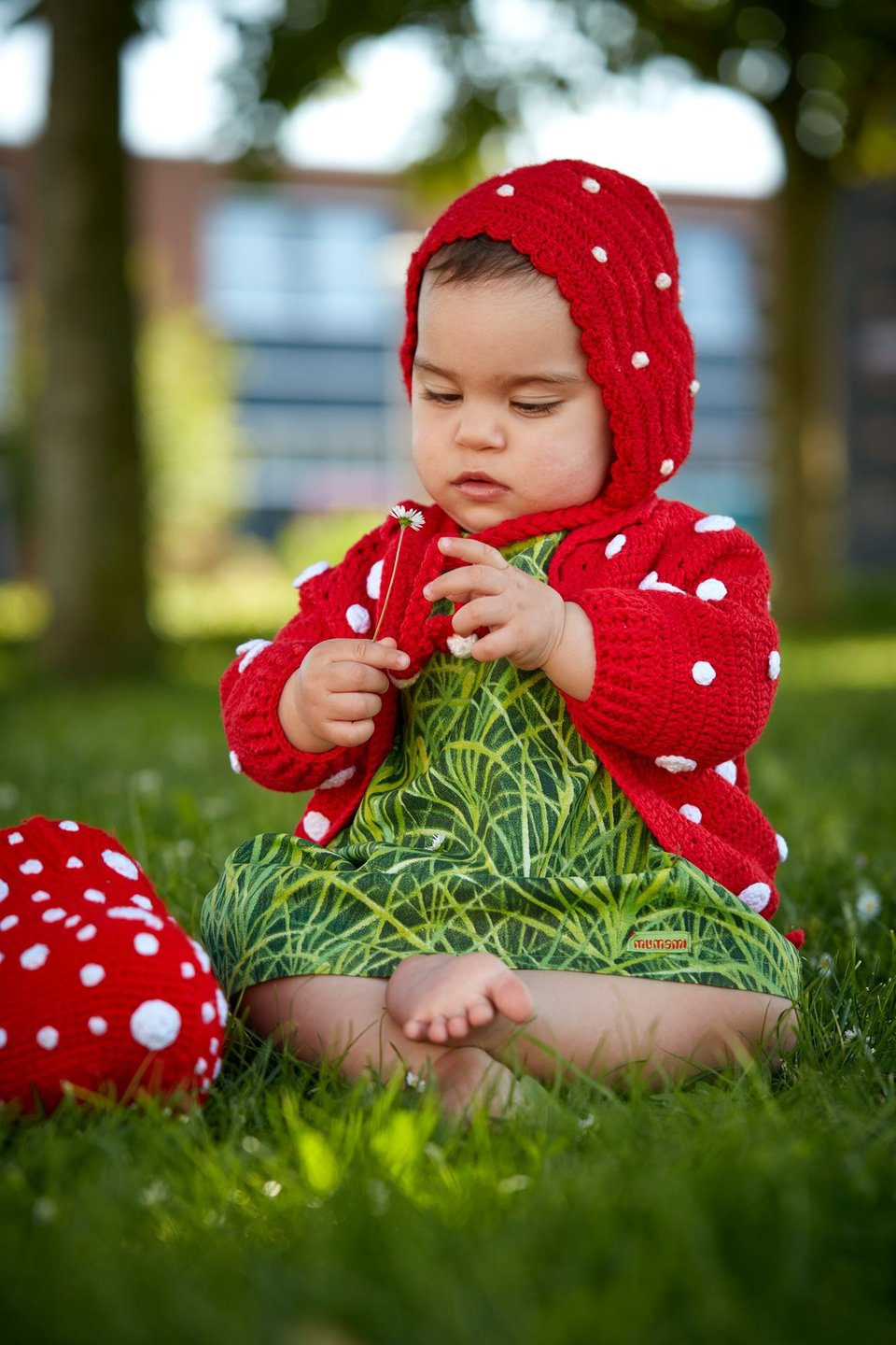Little Red Ridinghood Hat #1