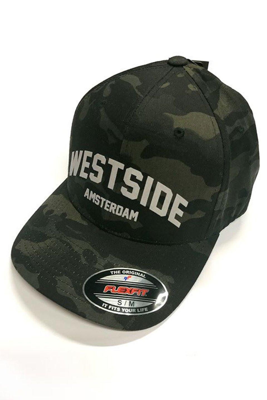 Westside Amsterdam Cap - Trucker - Camouflage