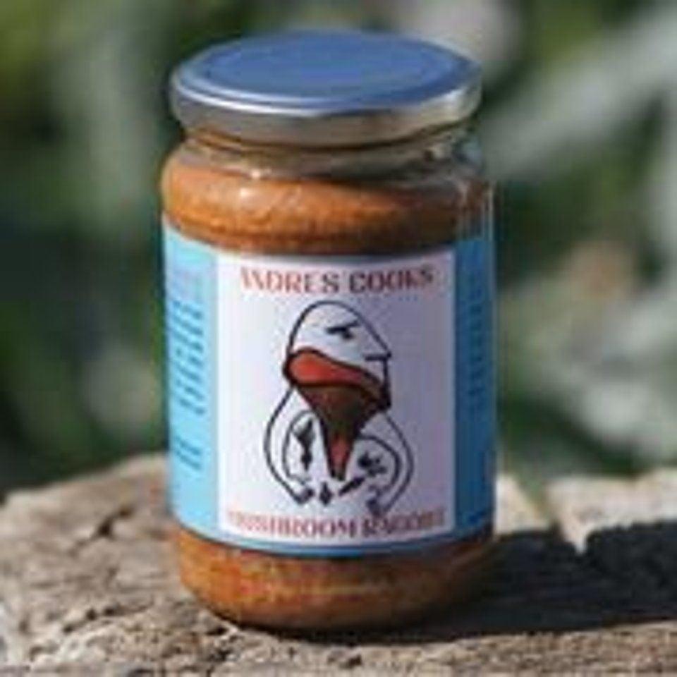 Oyster mushroom ragout