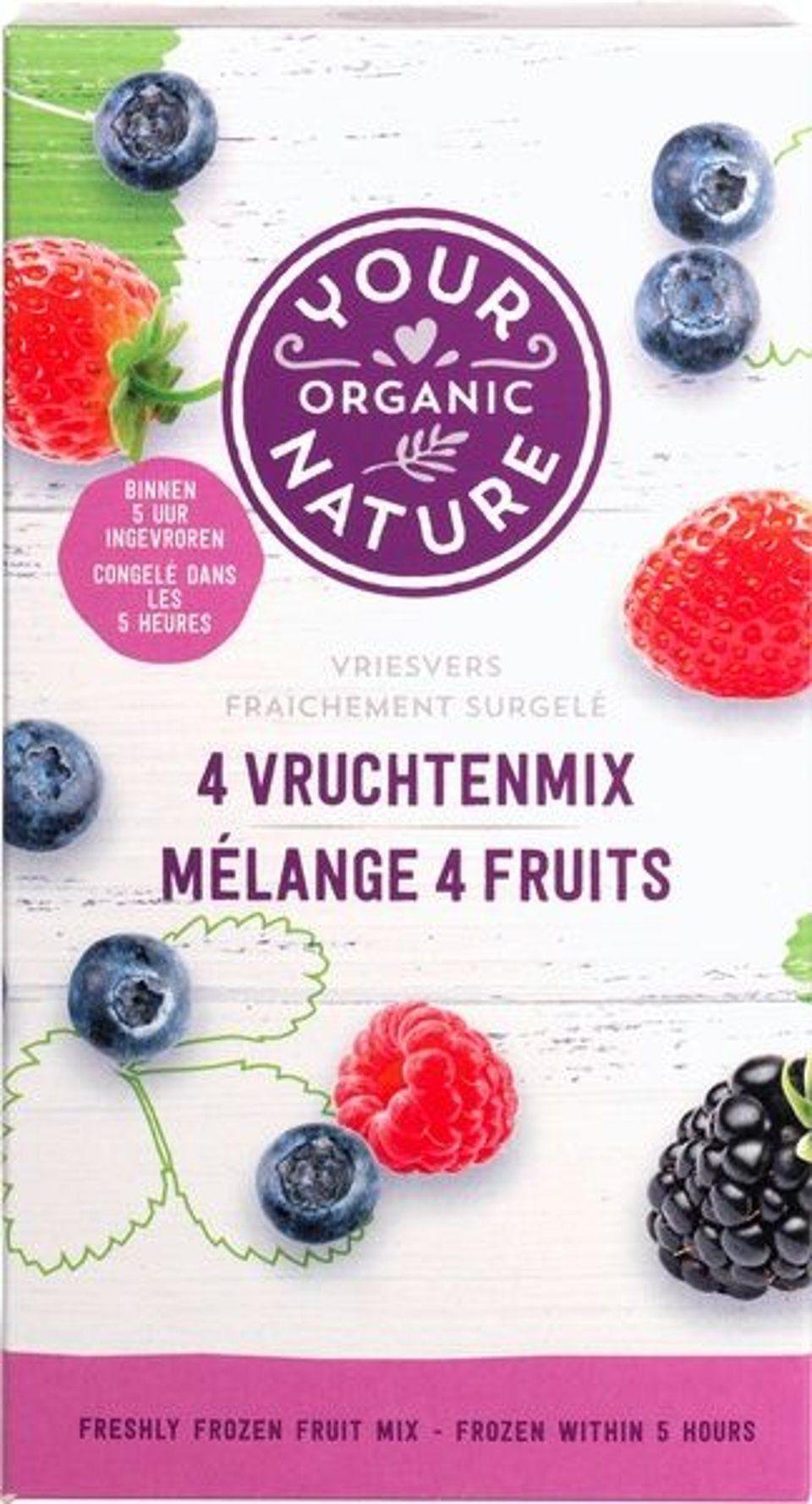 4-vruchtenmix