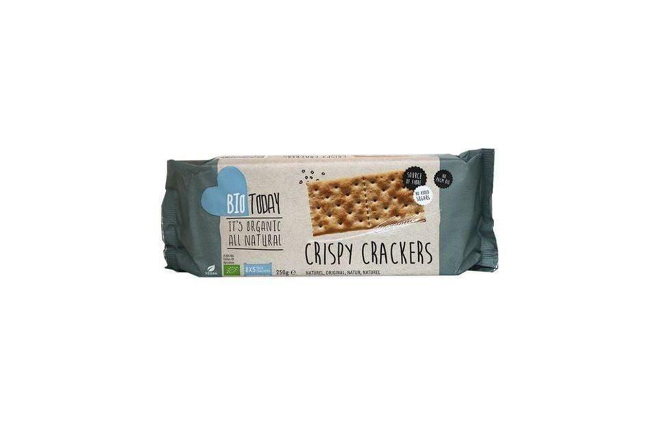 Crispy crackers original