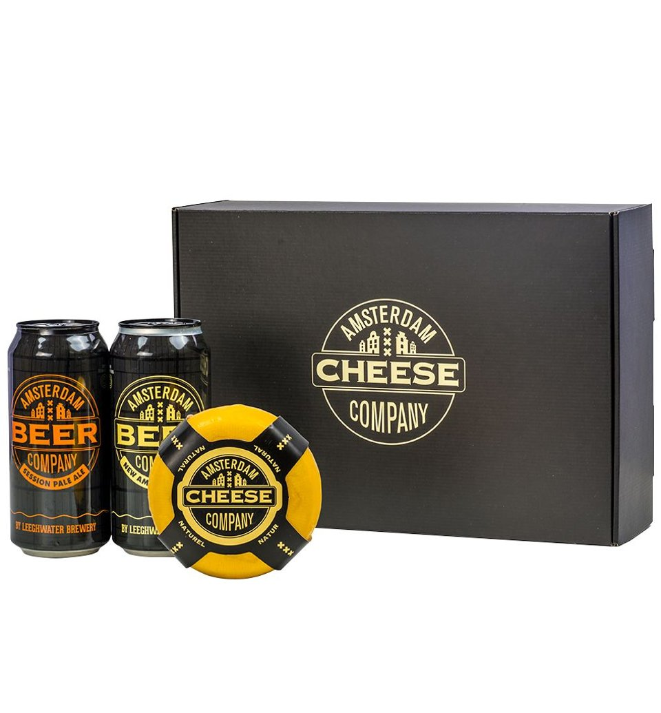 Baby Gouda & Beer Giftbox