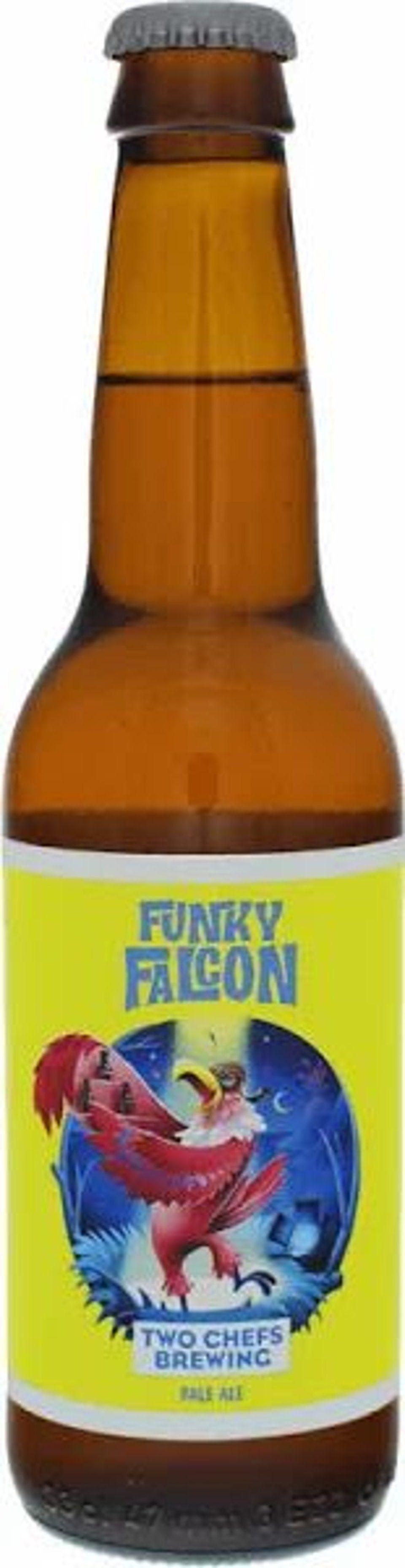 Funky falcon 5,2%
