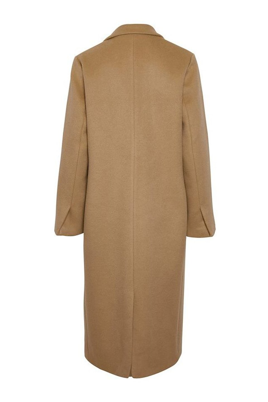 LeaGZ Coat - Camel #2