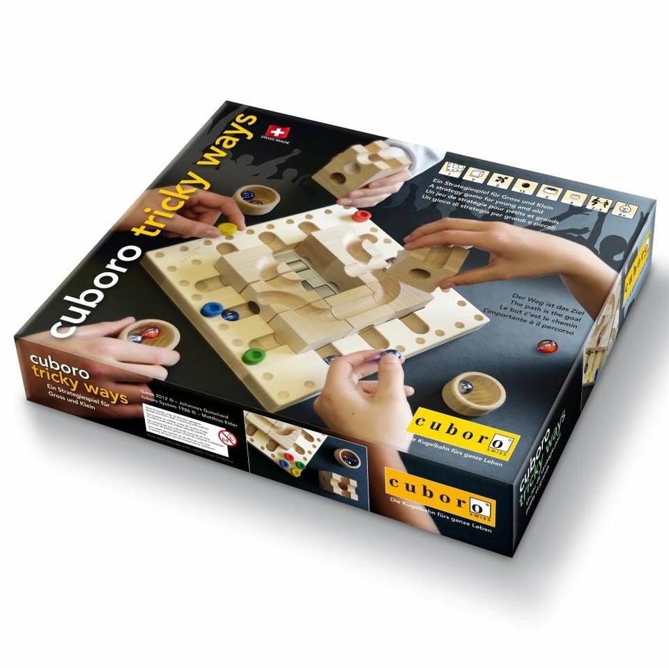 CuboroTricky Ways (knikkerbaan spel) #2