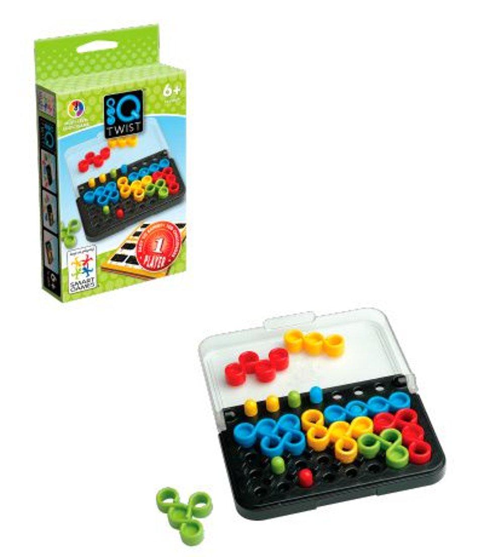 Smart Games IQ puzzler Twist #1