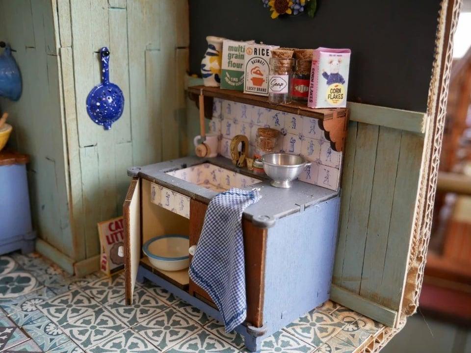 Het Muizenhuis Knipvellen - Keuken en Winkel #6