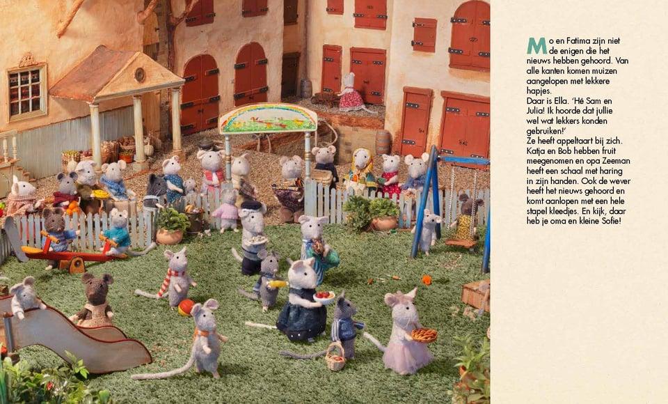 Het Muizenhuis - De Picknick #4