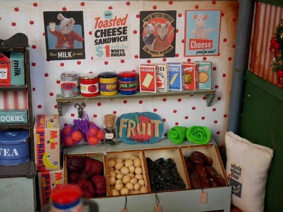 Het Muizenhuis Knipvellen - Keuken en Winkel #5