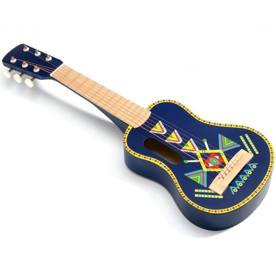 Djeco gitaar 6 snaren