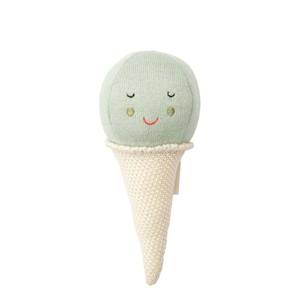 Merimeri rammelaar icecream mint