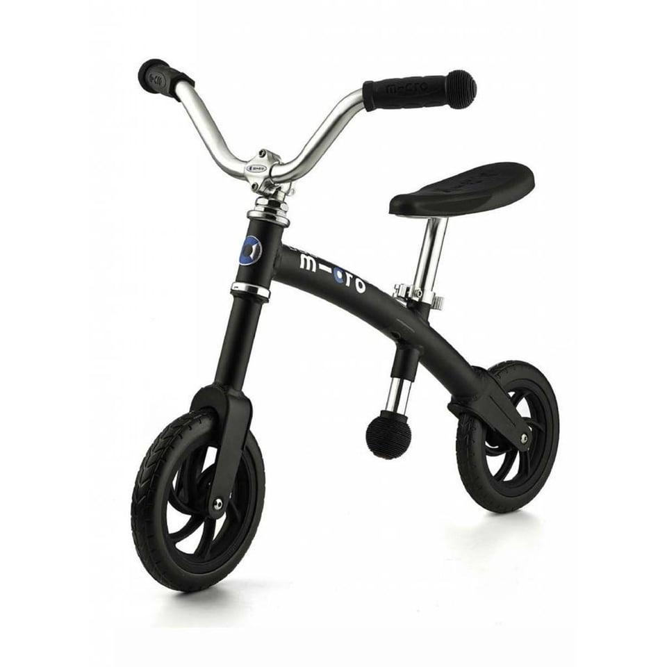Micro G-bike+ Chopper mat zwart