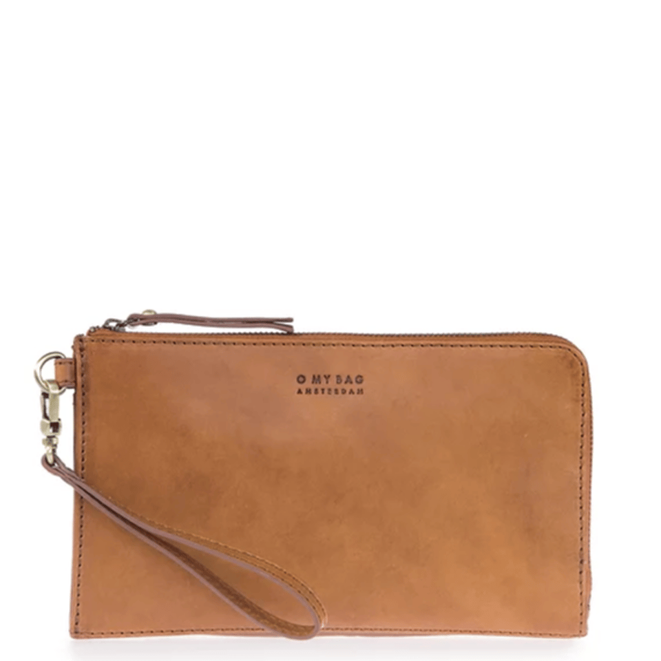 O My Bag Travel Pouch Classic Cognac