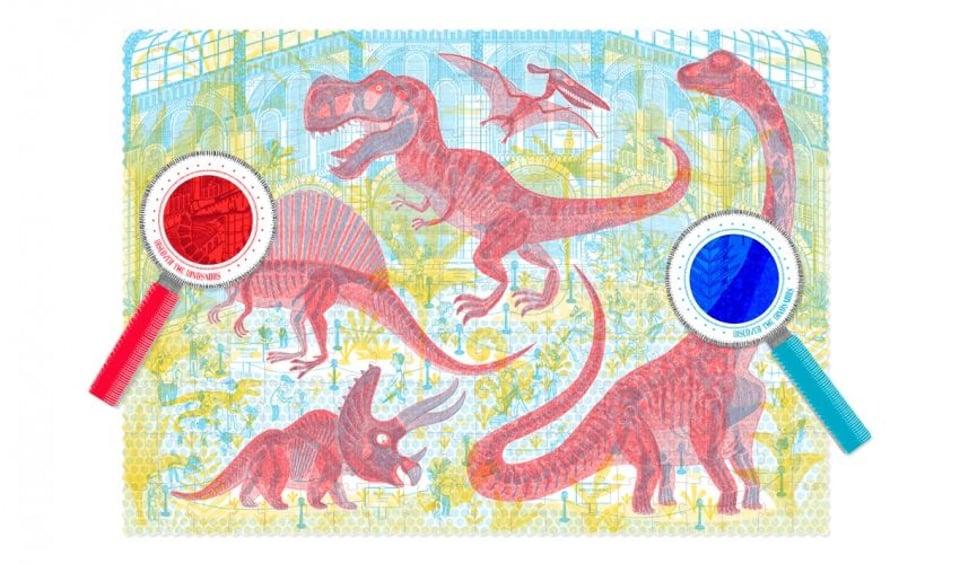 Londji Puzzel Discover Dinosaurus #3