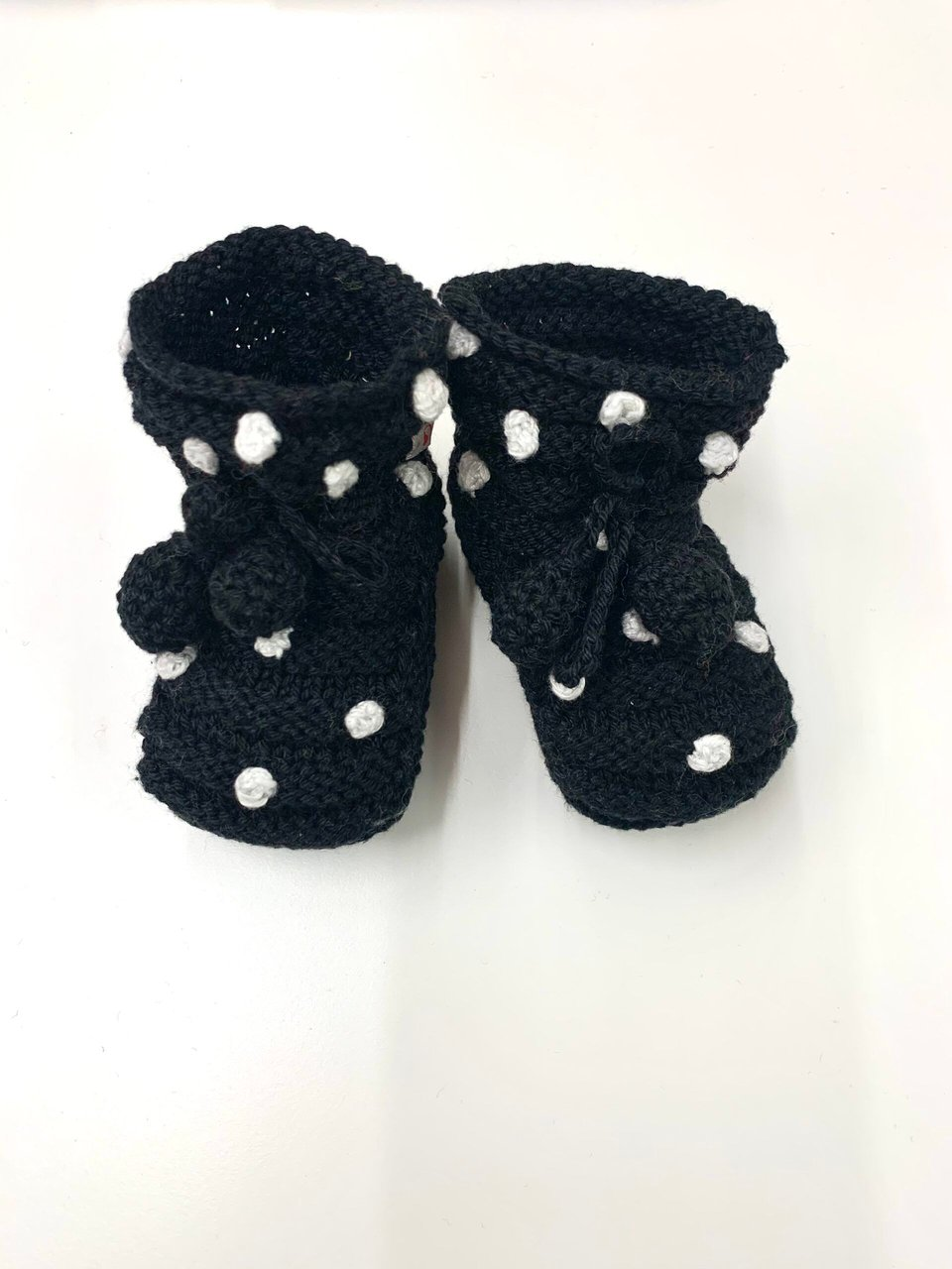 Little Dotted Booties #15