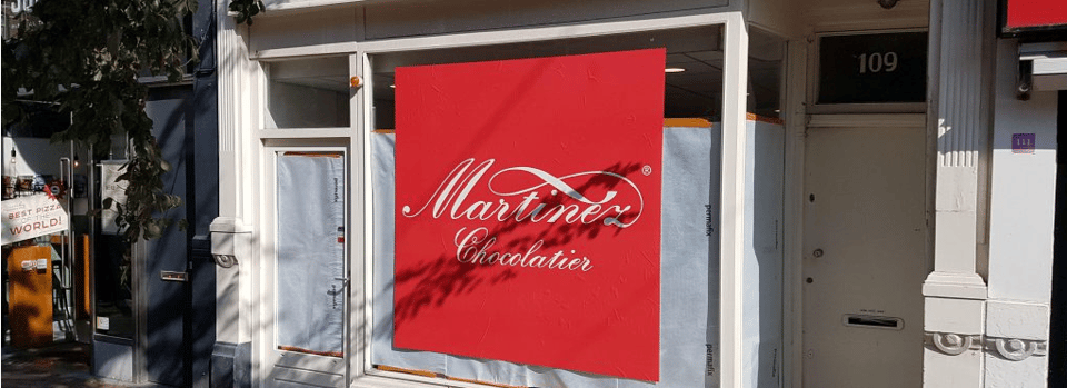 Martinez Chocolatier De Pijp