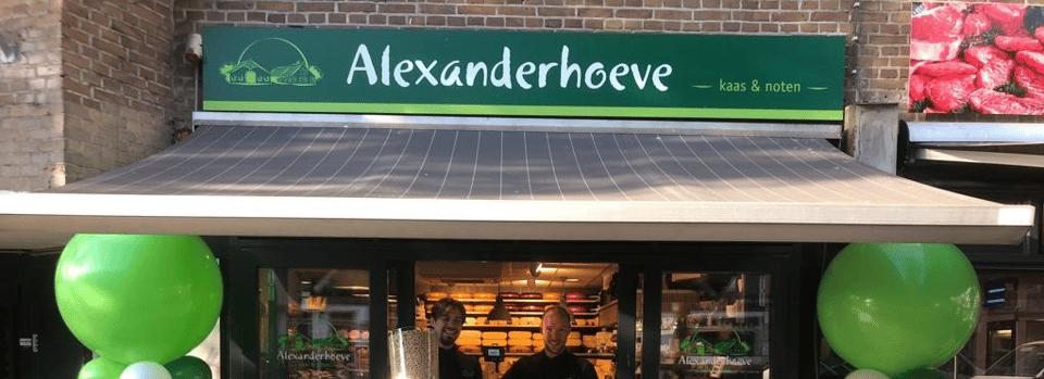 Alexanderhoeve Rijnstraat