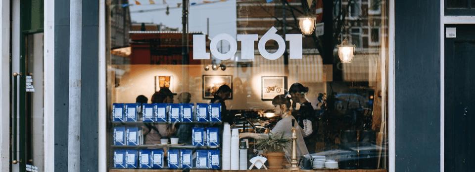 LOT61 Coffee Roasters