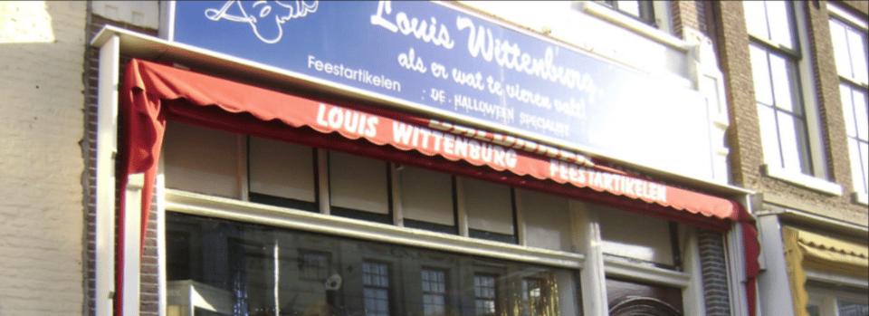 Louis Wittenburg - Feestartikelen