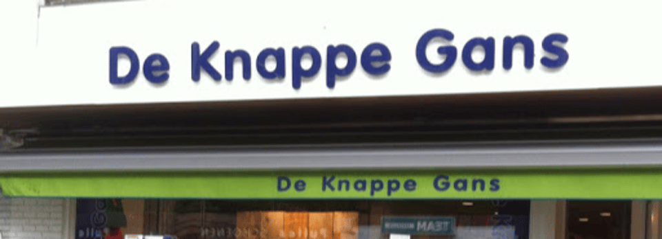 Kinderwinkel De Knappe Gans