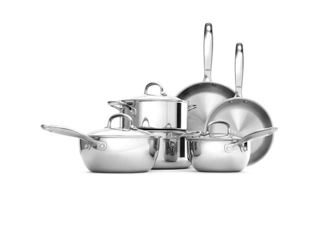 Oxo Good Grips Stainless Steel Pro 10piece Cookware Set