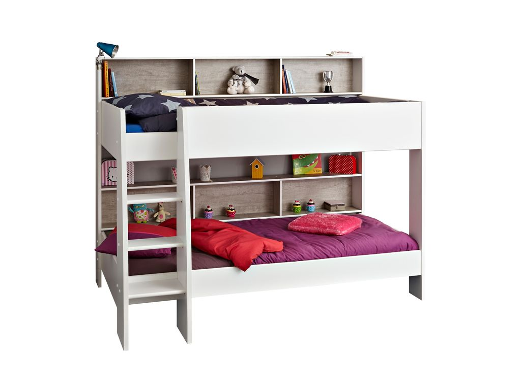 Bailey Youth Captains Bed With Storage