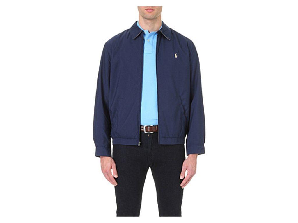 Polo Ralph Lauren New Fit Biswing Windbreaker Jacket