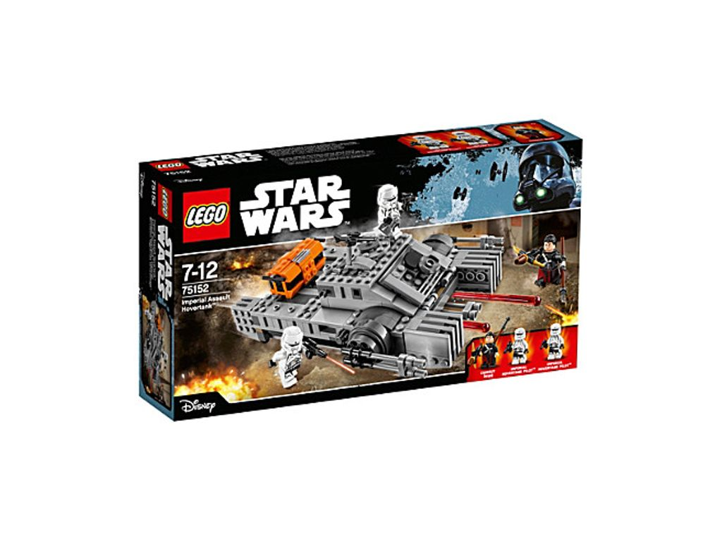 Lego Star Wars Rogue One Imperial Assault Hovertank Lego