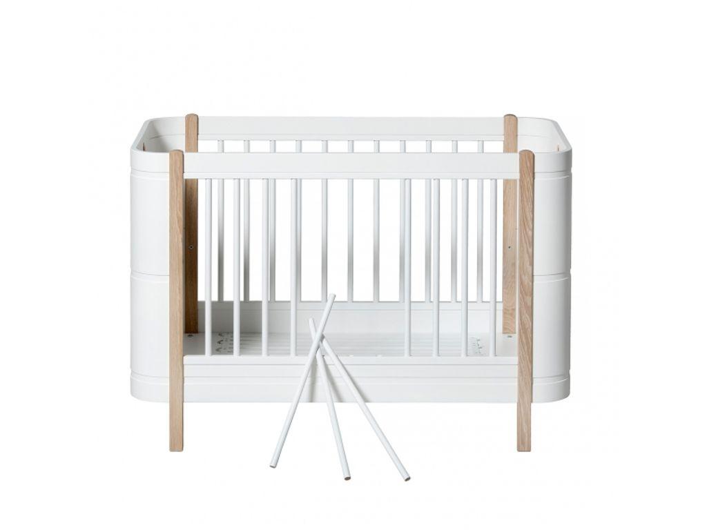 oliver furniture wood mini cot bed 09 years oliver. Black Bedroom Furniture Sets. Home Design Ideas