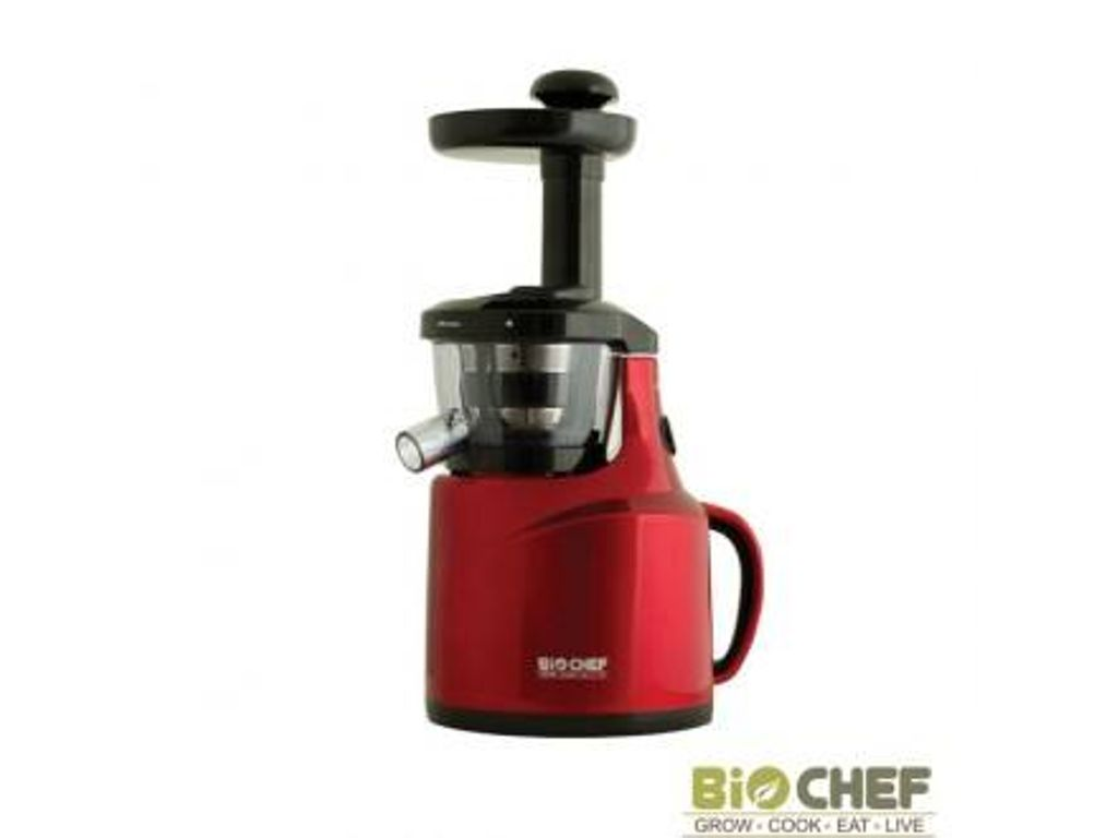Biochef Slow Juicer Spare Parts : BioChef JBK Red Slow Juicer BioChef Peddler