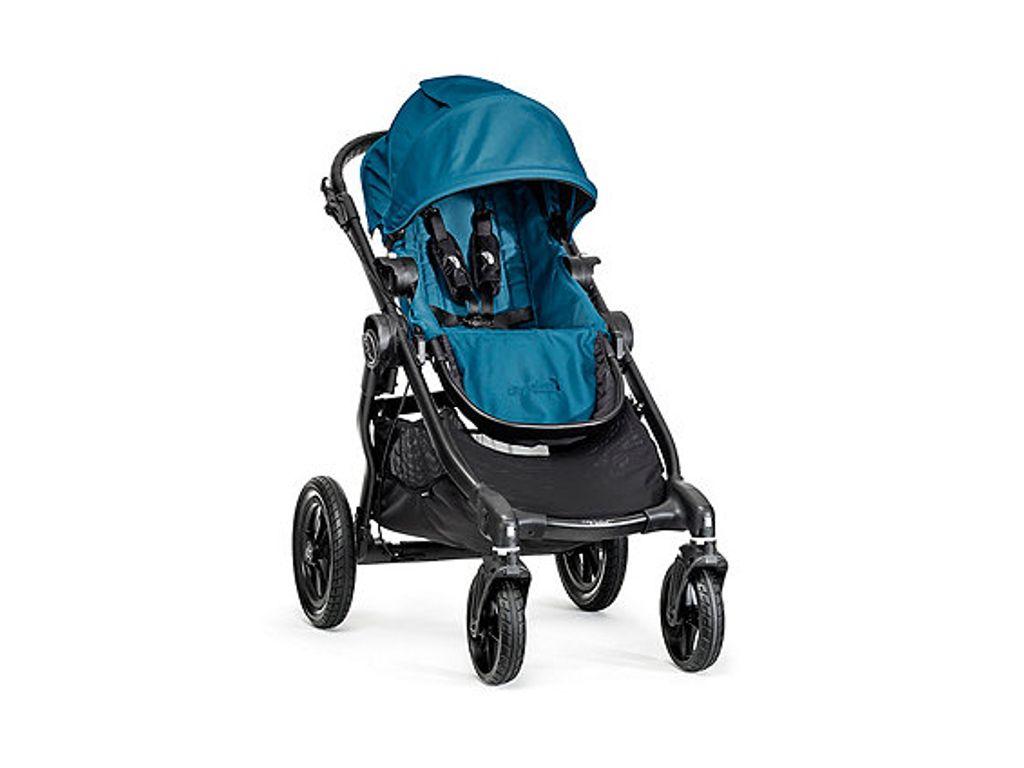 Baby Jogger Select Stroller Teal Baby Jogger Peddler