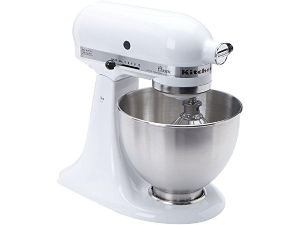 Kitchenaid K45ss Classic Stand Mixer White Kitchenaid