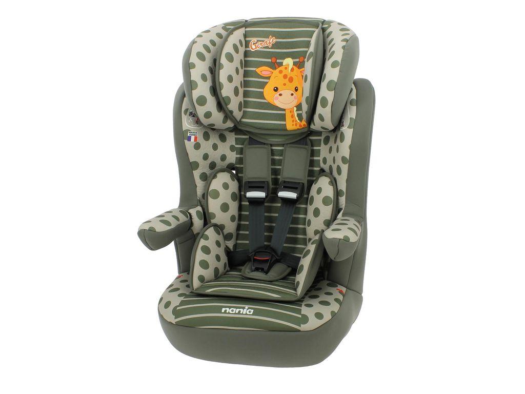 Nania Imax SP Giraffe Car Seat Group 123
