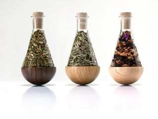 Urbanature Stand-up Herb Flask